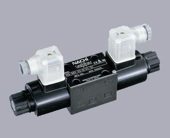 不二越 SA系列湿式电磁换向阀