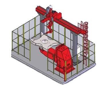 X型架焊接